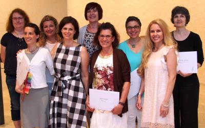 Abschlussfeier Bildungsgang Katechese in Zürich