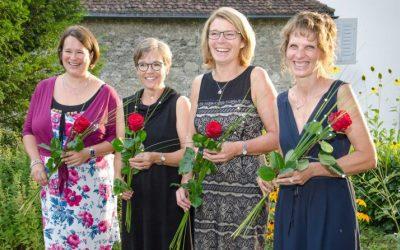 Abschlussfeier Bildungsgang Katechese Luzern