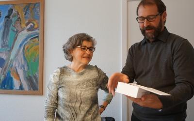 Marie-Theres Beeler verlässt QSK